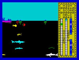 Scuba Dive ZX Spectrum 23