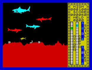 Scuba Dive ZX Spectrum 31