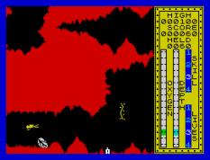 Scuba Dive ZX Spectrum 32