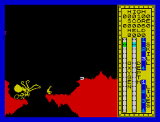 Scuba Dive ZX Spectrum 33