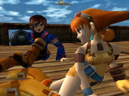 Skies of Arcadia Legends Gamecube 53