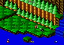 Snake Rattle N Roll Megadrive 02
