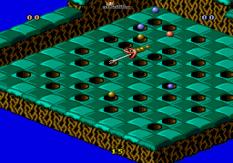 Snake Rattle N Roll Megadrive 11
