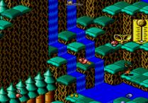 Snake Rattle N Roll Megadrive 13