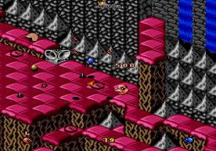 Snake Rattle N Roll Megadrive 22