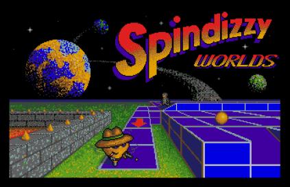Spindizzy Worlds Atari ST 01