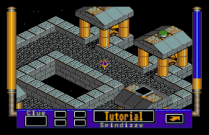 Spindizzy Worlds Atari ST 02