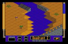 Spindizzy Worlds Atari ST 11
