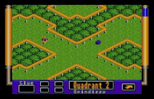 Spindizzy Worlds Atari ST 12