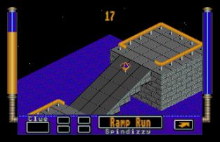 Spindizzy Worlds Atari ST 20