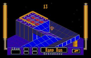 Spindizzy Worlds Atari ST 22