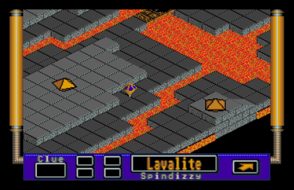 Spindizzy Worlds Atari ST 31