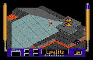 Spindizzy Worlds Atari ST 32
