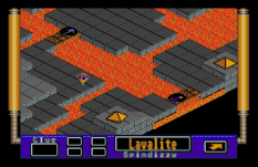 Spindizzy Worlds Atari ST 33