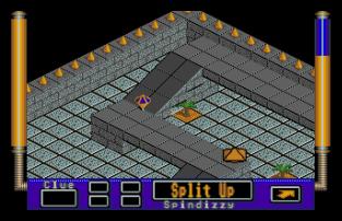 Spindizzy Worlds Atari ST 34