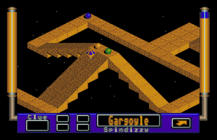 Spindizzy Worlds Atari ST 42