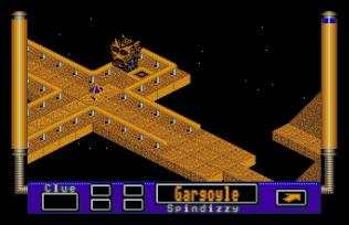 Spindizzy Worlds Atari ST 43