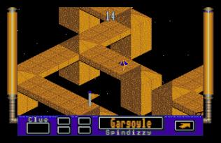 Spindizzy Worlds Atari ST 44