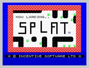 Splat ZX Spectrum 01