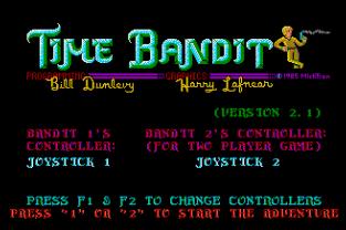 Time Bandit Atari ST 01