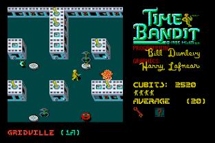 Time Bandit Atari ST 12