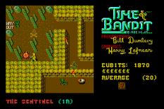Time Bandit Atari ST 22