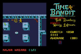 Time Bandit Atari ST 31