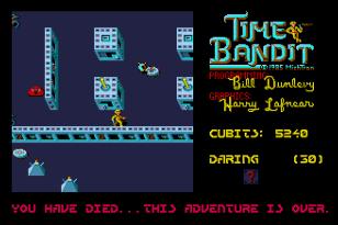 Time Bandit Atari ST 34