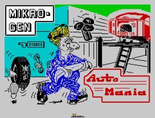 Automania ZX Spectrum 01