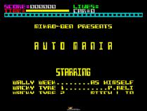 Automania ZX Spectrum 02
