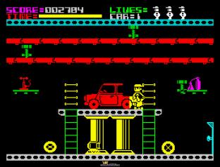 Automania ZX Spectrum 09
