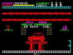Automania ZX Spectrum 10