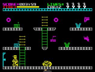 Automania ZX Spectrum 11