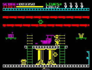 Automania ZX Spectrum 12