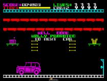 Automania ZX Spectrum 16