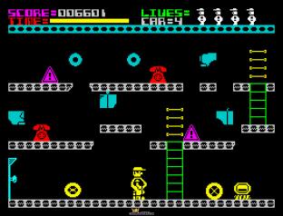 Automania ZX Spectrum 20