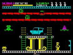 Automania ZX Spectrum 21