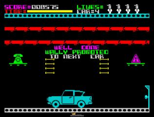 Automania ZX Spectrum 22