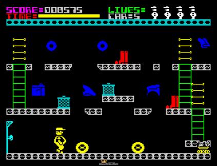 Automania ZX Spectrum 23