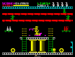 Automania ZX Spectrum 31