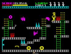 Automania ZX Spectrum 32