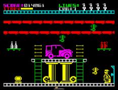 Automania ZX Spectrum 33
