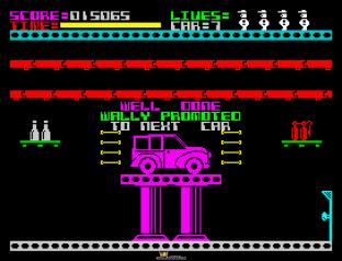 Automania ZX Spectrum 34