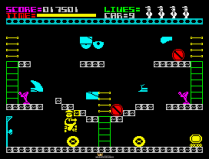 Automania ZX Spectrum 38