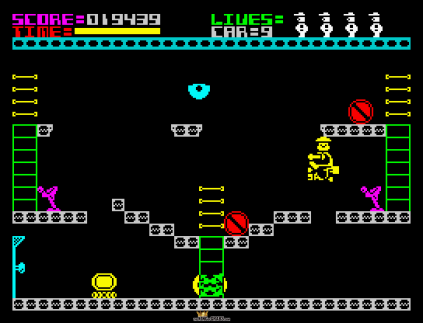 Automania ZX Spectrum 42