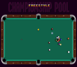 Championship Pool SNES 06