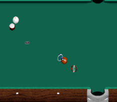 Championship Pool SNES 21