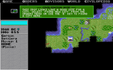 Civilization PC MS-DOS 18