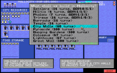 Civilization PC MS-DOS 35