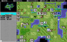 Civilization PC MS-DOS 52